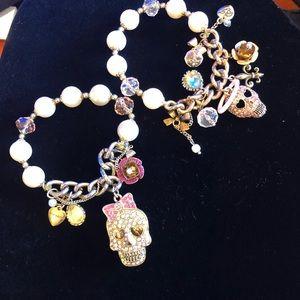 Best at Johnson Skull Bracelet BUNDLE